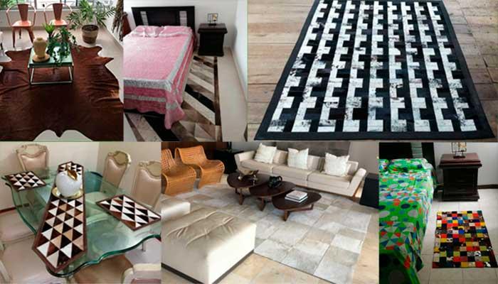 En el Quindío encuentre alfombras producidas con sistema único en Colombia en PielSant