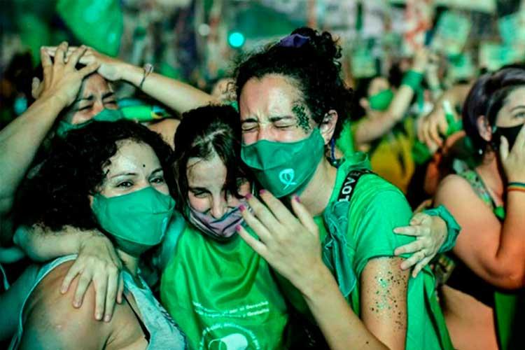 Legalizaron el aborto en Argentina