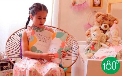Luciana, la niña quindiana invitada a la Cumbre Internacional de Emprendimiento