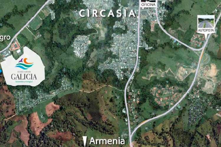 Planes de vivienda en Circasia violarían normatividad y afectarían a habitantes del municipio