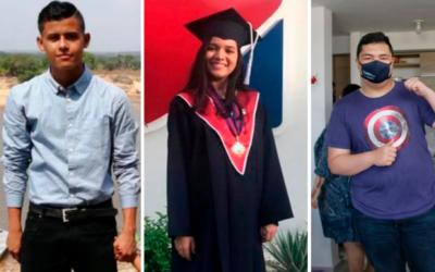 Ellos son los 3 primeros jóvenes en la historia que logran calificación perfecta en el Icfes