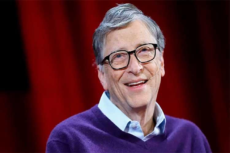 Bill Gates tecnología bloquear sol