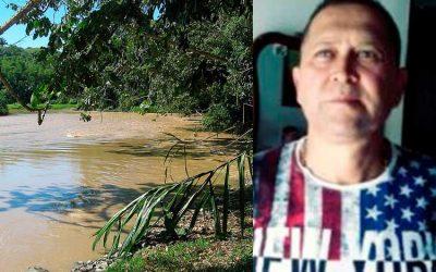 Hallaron el cuerpo sin vida de tebaidense arrastrado por el río La Vieja