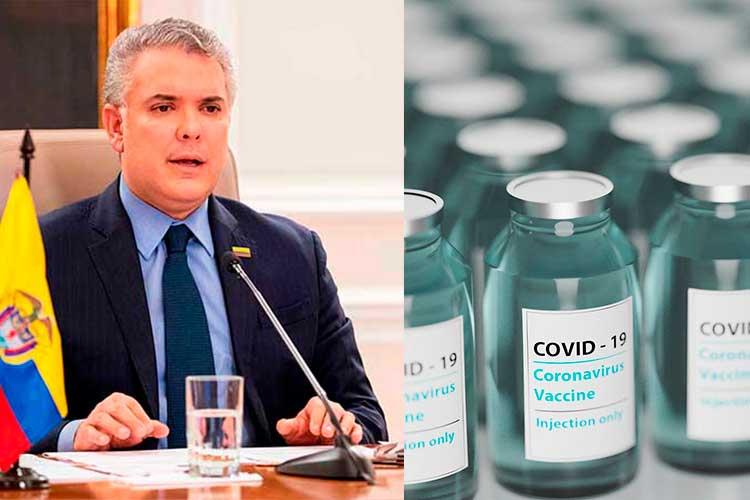 El 20 de febrero empieza la vacunación en Colombia