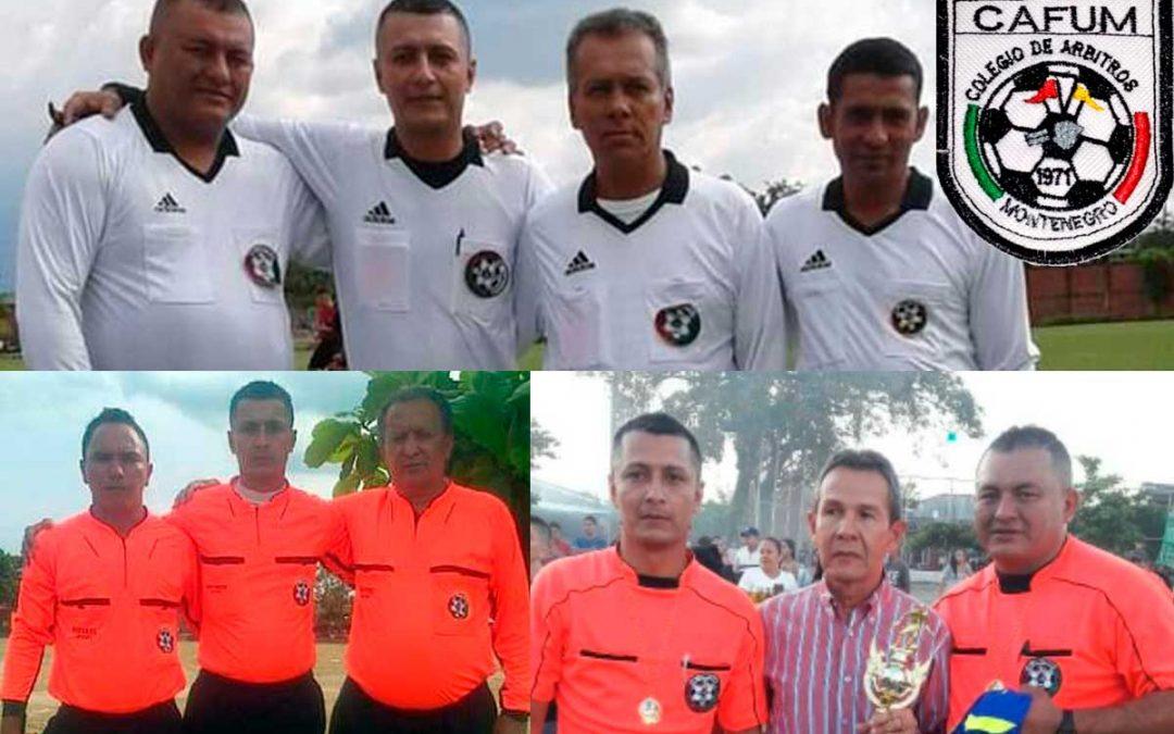 El colegio de árbitros de Montenegro cumple 50 años