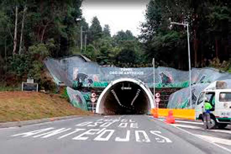 Este miércoles 27 de enero estará cerrada la vía La Línea