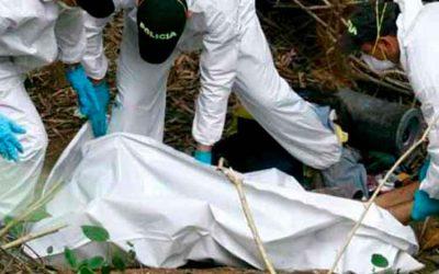 Encontraron hombre muerto en vereda de Quimbaya, muy cerca a Montenegro