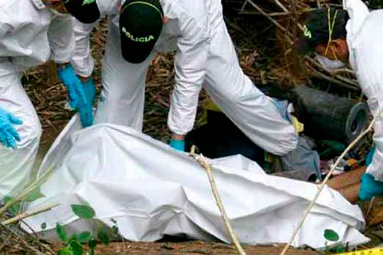 Hallaron ciudadana muerta en Armenia y recuperaron cadáver del Río Santo Domingo en Calarcá