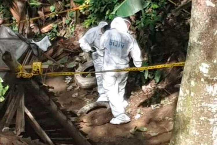Hombre hallado herido en el sector de Los Naranjos no estaba secuestrado