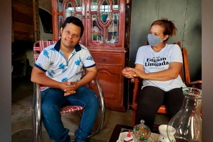 Joven con síndrome de Down logró el puntaje Icfes más alto de su municipio