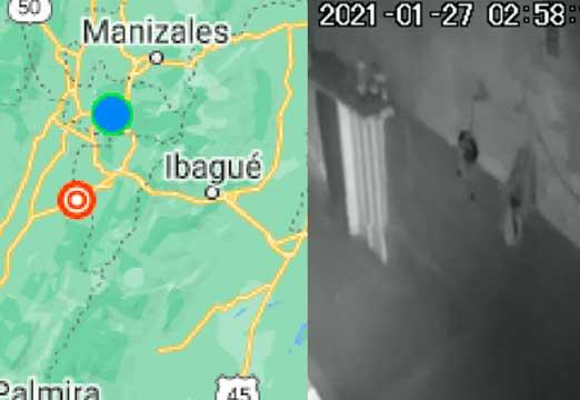 No hubo emergencias tras el sismo de este miércoles