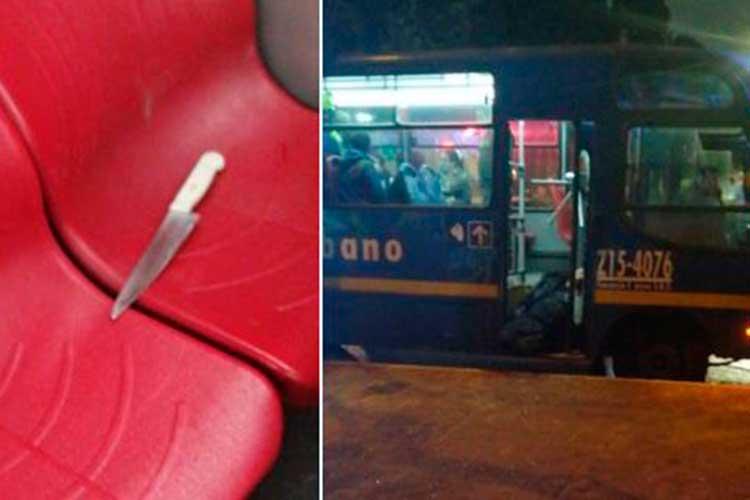 Pasajero mató a ladrón en Sitp en Bogotá