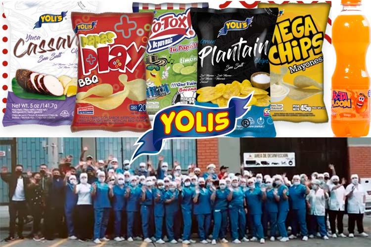 Yolis dulce empresa quindiana