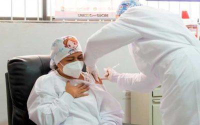 2 meses de sueldo le deben a la primera enfermera vacunada contra Covid en Colombia
