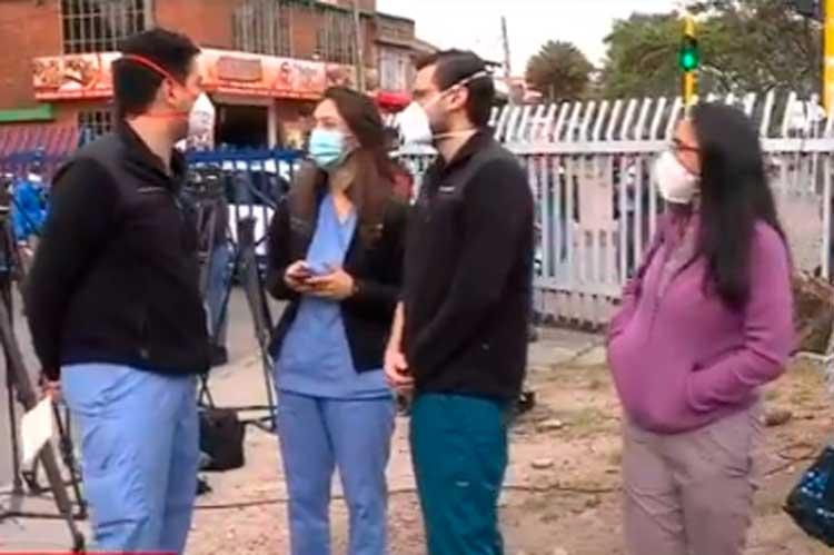 Denuncian que trabajadores de la salud fueron sacados de las bases de datos para vacuna