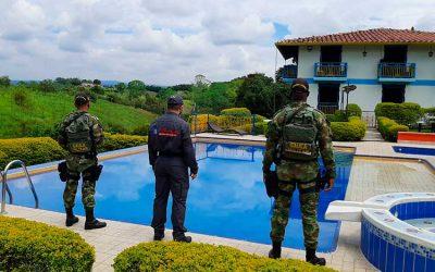 Extinción de dominio a una finca en Quimbaya y 2 viviendas en Manizales