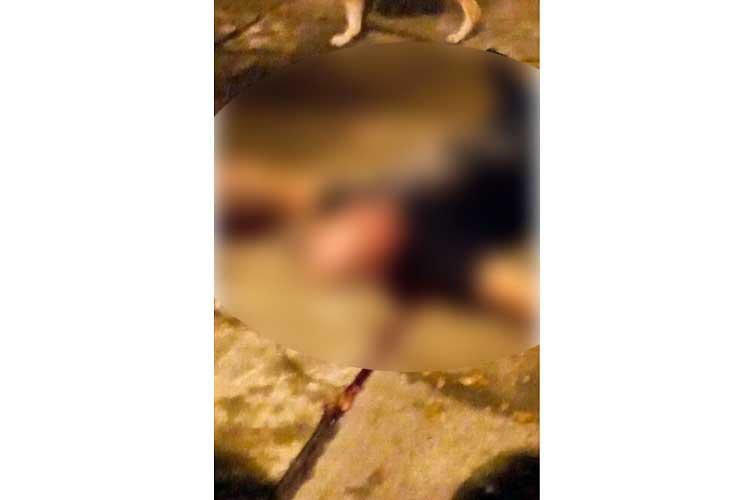 Homicidio en el barrio Uribe de Montenegro