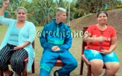 Madre y tía de 'la Liendra' revelaron en vídeo que estuvieron en la cárcel