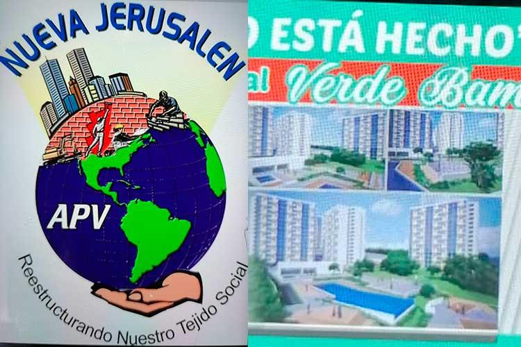 No hay proyecto vivienda Armenia Nueva Jerusalén