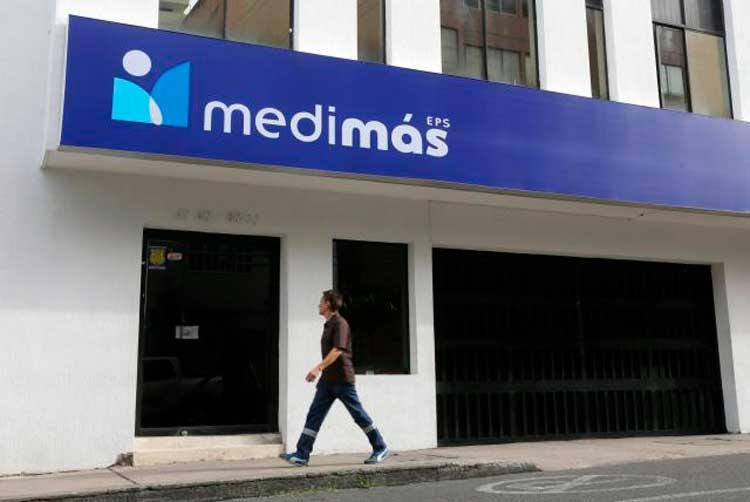 Ordenaron arresto del representante de Medimás por incumplimiento en entrega de medicamentos