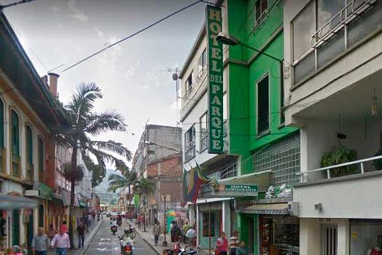 Se suicidó ciudadano en hotel de Calarcá. Dejó una carta de despedida