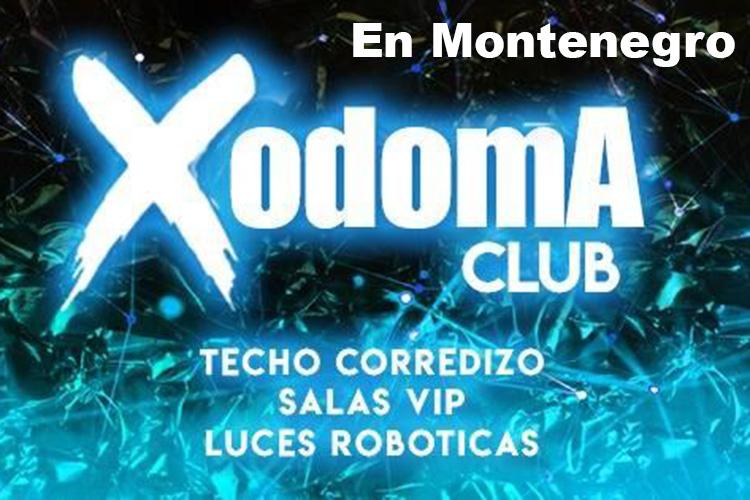 Xodoma Club, una discoteca a tu altura