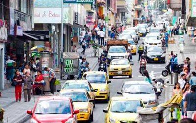 98% de comerciantes no están de acuerdo con extender pico y placa en Armenia