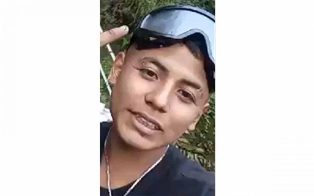 Adolescente murió bicicleta La Línea
