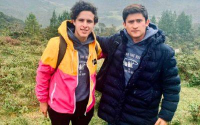 Estudiantes colombianos crearon app que convierte el ejercicio en árboles sembrados
