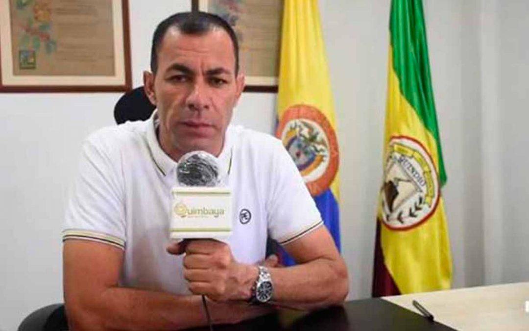 alcalde Quimbaya