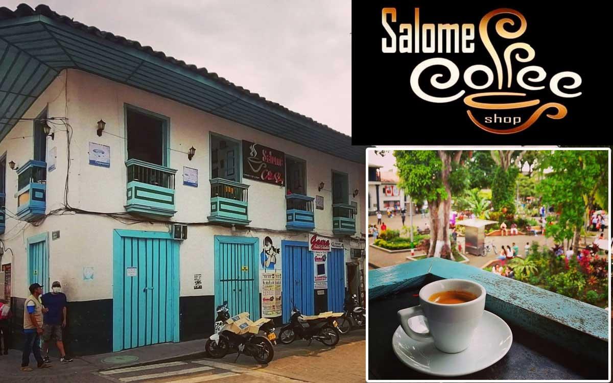 Salomé Coffe Shop Montenegro
