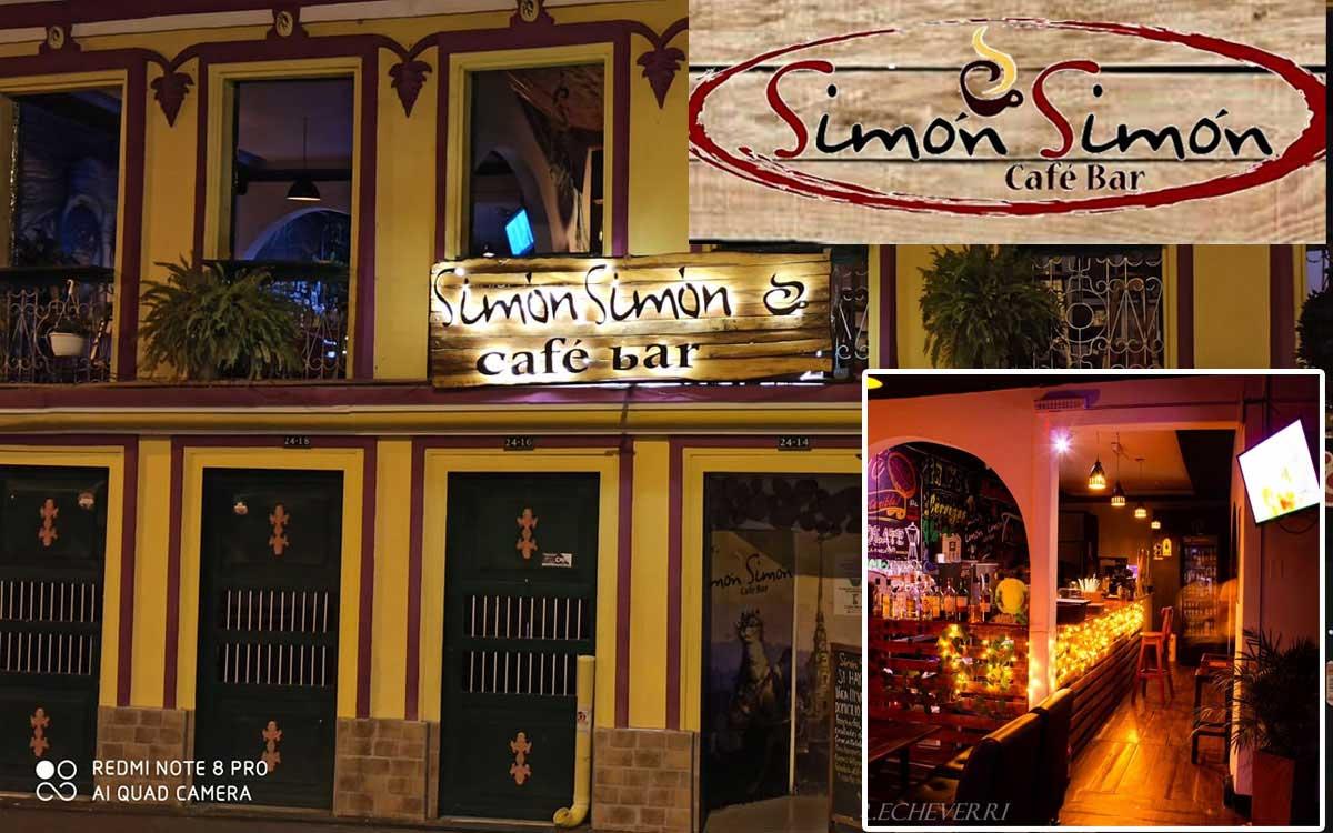Simón Simón - Restaurante Café Bar - Pub