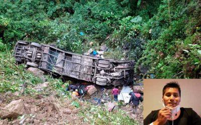 Sobreviviente de la tragedia de Chapecoense se volvió a salvar de aparatoso accidente