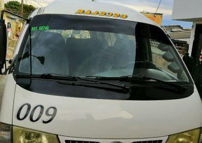 Transporte en el Quindío, viajes en buses turísticos