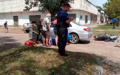 Hombre atropelló y mató a motociclista que resultó ser su hijo