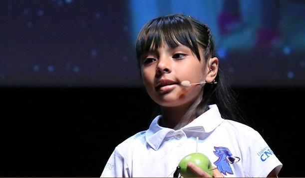 Niña de 11 años obtuvo mayor coeficiente Intelectual que Albert Einstein y Stephen Hawking