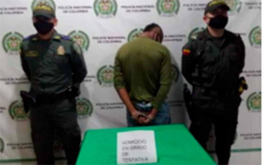 Capturado sujeto que intentó asesinar a un hombre y una mujer en Montenegro