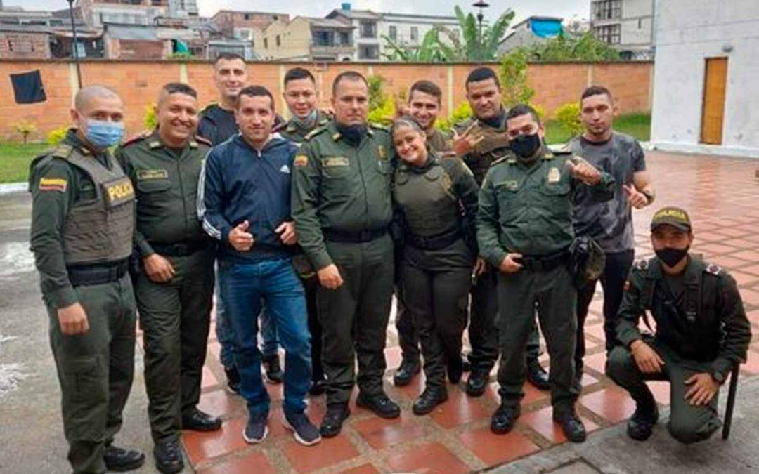 Comunidad Circasia agradeció policías trasladados