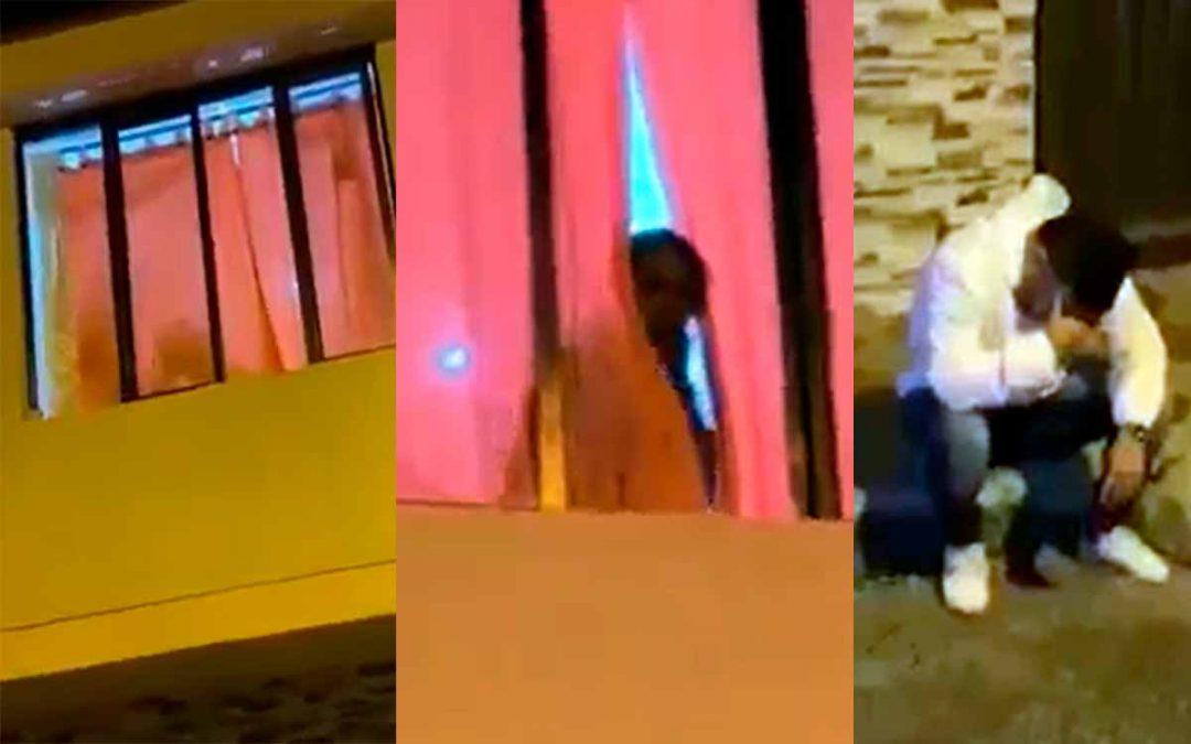 Era montaje video viral de novio que llevó mariachis a su novia y la encontró con otro