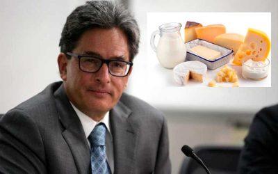 Leche, queso y más lácteos subirán precio por reforma tributaria