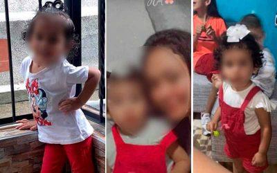 """""""NO es cierta publicación de niña robada en Armenia que circula en redes"""": Familiares de mamá de la menor"""