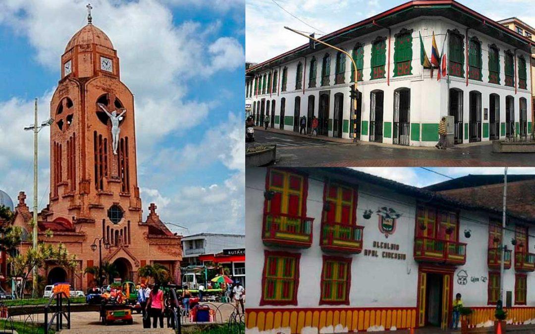 Pico y cédula en Calarcá y Quimbaya. En Circasia la alcaldía suspendió atención presencial