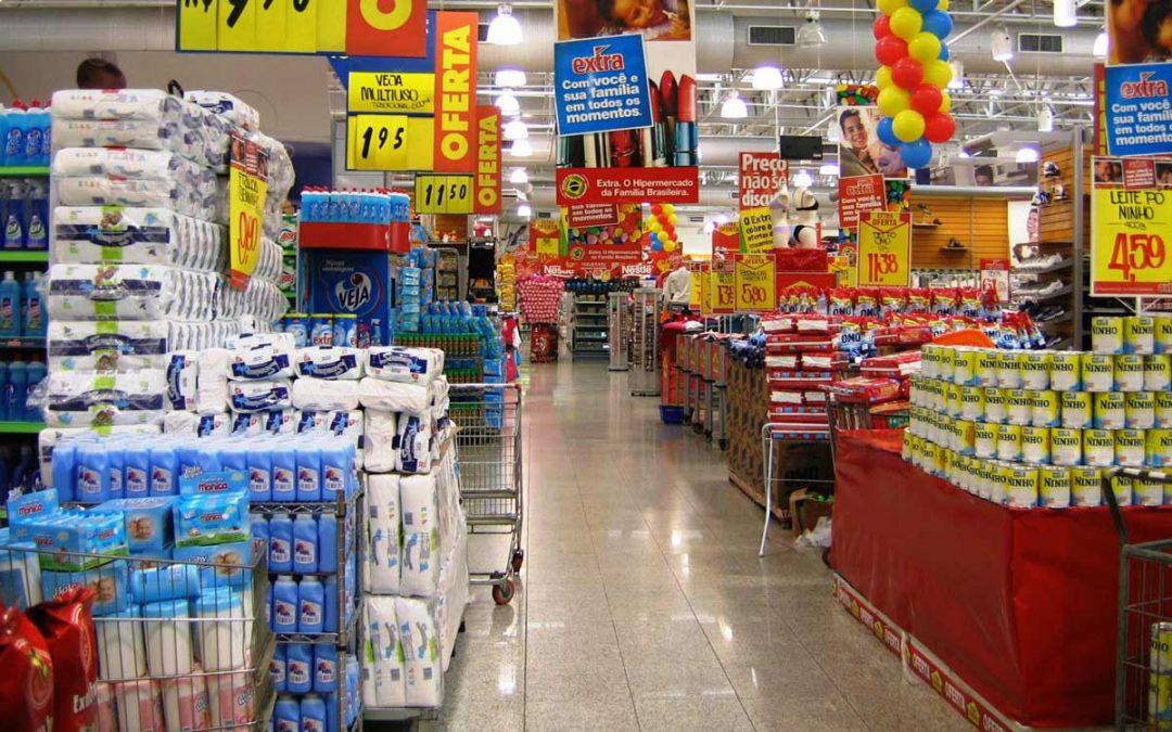 Pico y cédula en almacenes grandes y supermercados en el Quindío