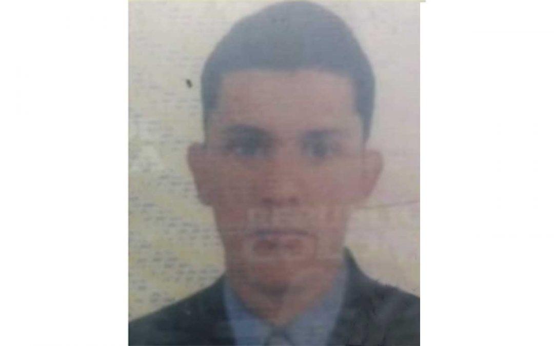Policía quindiano fue capturado por intento de robo en Cajamarca