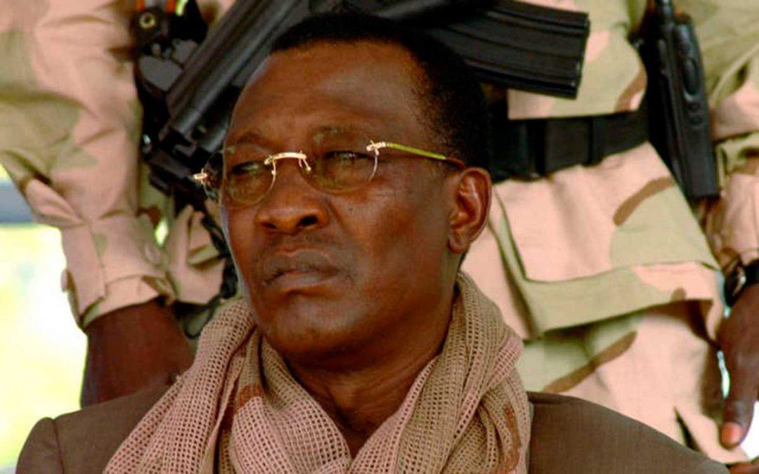 Presidente de Chad murió enfrentándose como soldado a rebeldes