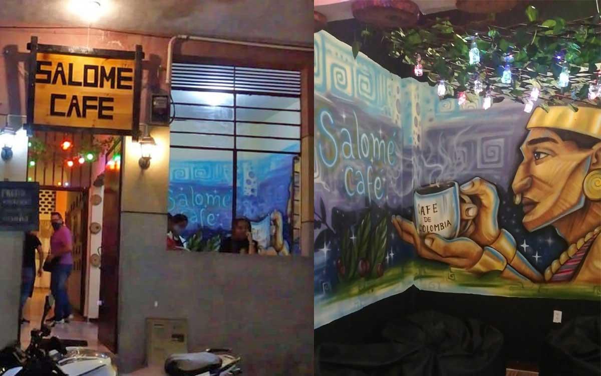 Salomé Coffe Room Quimbaya