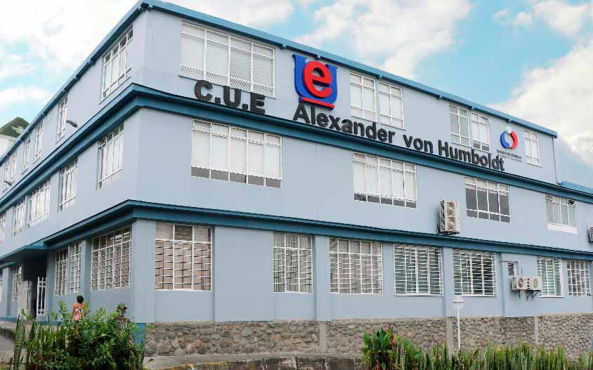Universidad Alexander von Humboldt