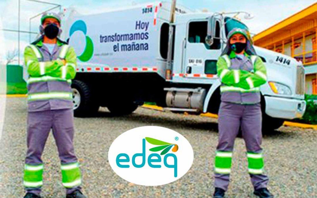 Urbaser facturará en recibo de la Edeq a partir de mayo en Montenegro y La Tebaida