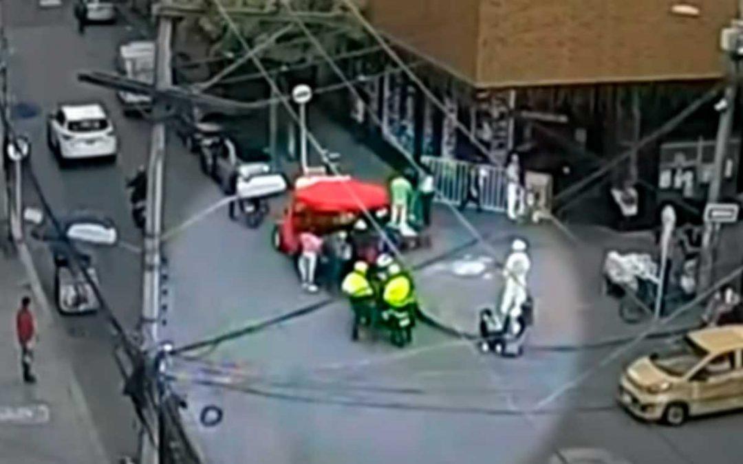 Video: así fue el paseo millonario en el que participaron policías