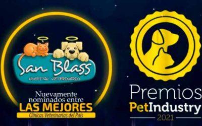 Hospital Veterinario San Blass en Armenia, nominado como mejor centro veterinario de Colombia